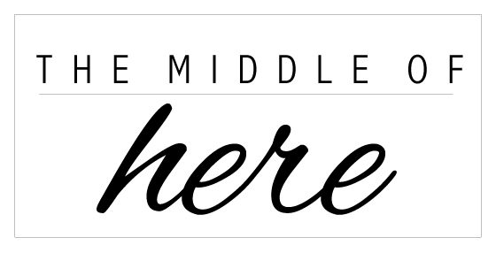 The Middle of Here - style. travel. life.